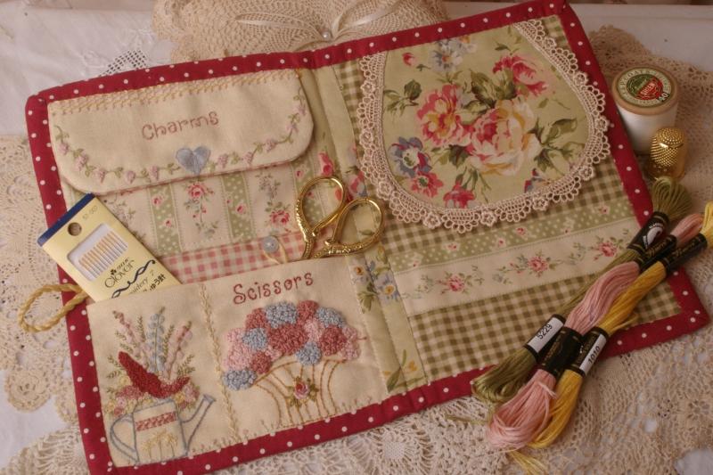 Fancy Sewing Case Pattern Images - Knitting Pattern Ideas ...
