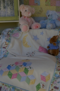 Snuggle Bunny Cashmere Blanket