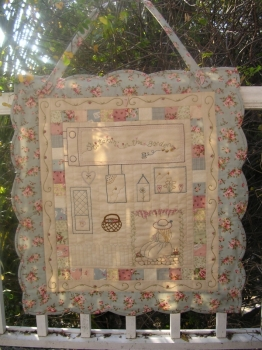 Stitchin in the Garden ~ New Fabrics image