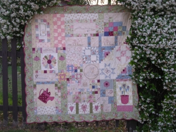 Phoebes Garden Quilt-Gate Mix EXTRA SPECIAL PRICE