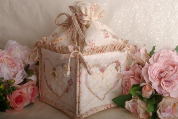 Angel Cake Tote Bag image