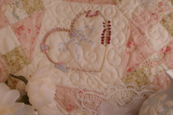 Romance of the Roses ~ New Fabrics image
