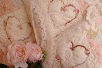 Romance of the Roses ~ New Fabrics Special Price