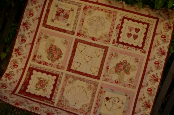 Sweet Valentine ~ New Fabrics ~ SORRY SOLD OUT