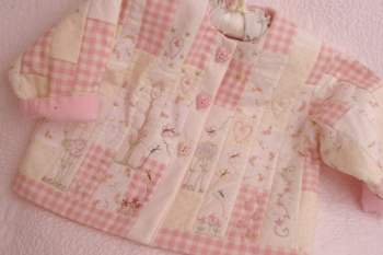 Sweet Pea Stitchery Jacket