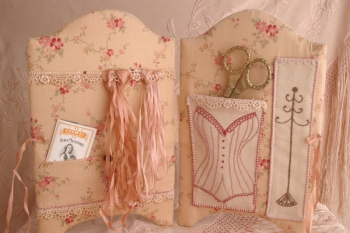Fifi's Boudoir Sewing Folder  image