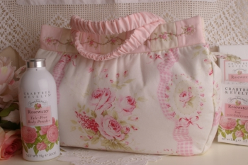 Parisienne Cosmetics Bag or Shower Bag image