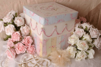 Katy's Keepsakes Box