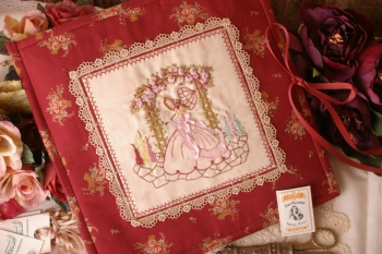 The Gentle Seamstress Embroidery Folder image