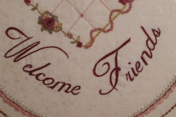 Welcome Wall Plaque ~ Special Price image