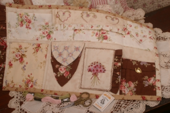 Follow Your Heart Sewing Folder  image