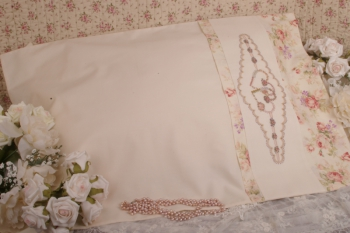 Penelope Embroidered Pillow Case image
