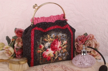 Glamour Girl Evening Bag