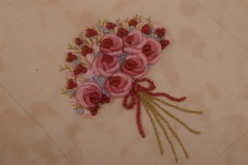 Embroidery Demonstrations Stand A14 Brisbane Show image