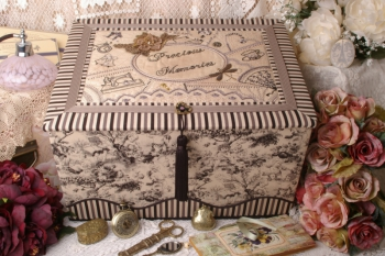 Preciious Memories Keepsake Box ~ Special Price