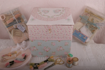 Tilda Sewing Box ~ Special Price image