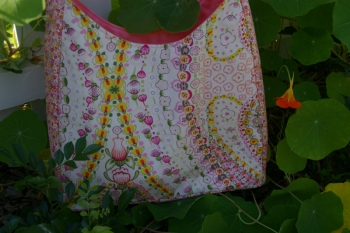 Hippy Chic Sling Bag image