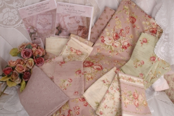 An Earl Grey Moment ~ New Fabrics Mauve Colourway ~ SUPER SPECIAL