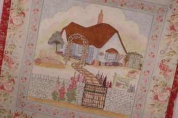 An English Country Garden ~ New Block of the Month now ready
