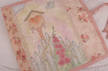 Home is Where the Heart Is ~ Needlework Folder