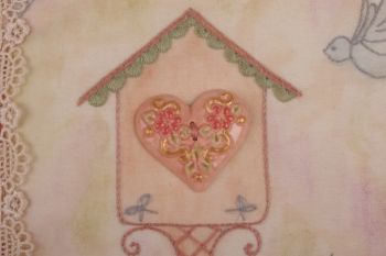 Home is Where the Heart Is ~ Needlework Folder image