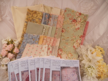 Phoebe's Garden ~ Special Promotion New Fabrics image