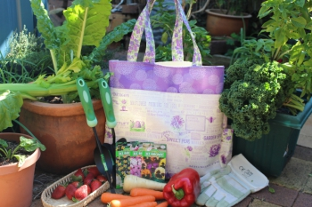 The Farmer's Market Gardening Bag image