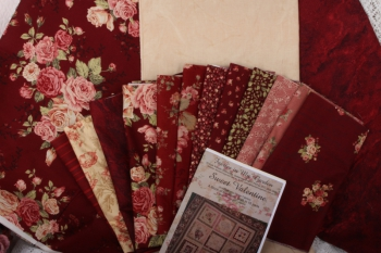 Sweet Valentine Willowberry Winter ~ New Fabrics ~ Special Price