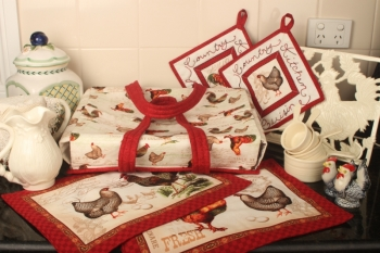 French Cuisine Kitchen Set SPECIAL PRICE! image