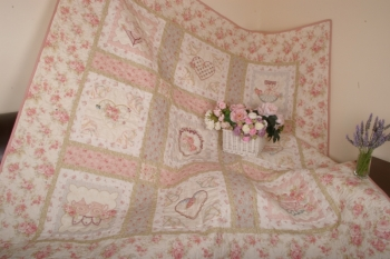 An Earl Grey Romance ~ Alternative Fabrics ~ EXTRA SPECIAL PRICE image