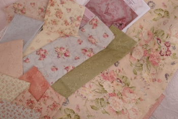 An Earl Grey Romance ~ Alternative Fabrics ~ EXTRA SPECIAL PRICE