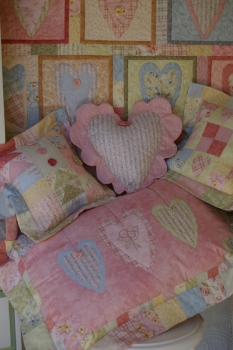 Sweethearts in May ~ Kits in New Fabrics image