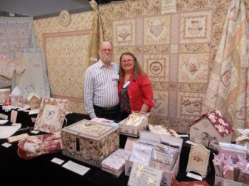 Festival of Quilts, Birmingham ~ Special Offers image