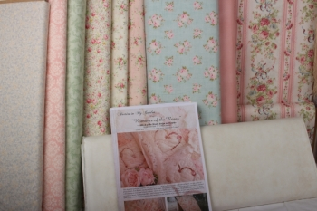 Romance of the Roses ~ New Fabrics Special Price image