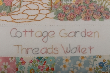 Cottage Garden Threads Wallet image