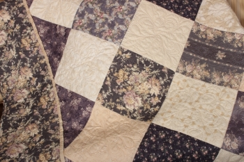 Age of Elegance Queen Size Quilt ~ Special Introductory Price image