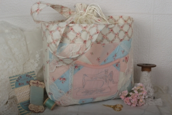 Milly's Sewing Tote image