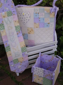 Baby Love Nursery Accessories