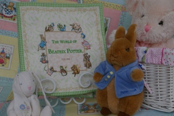 Beatrix Potter Cloth Book