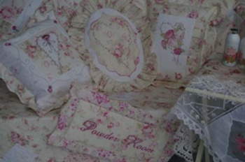 Rosies Boudoir Collection Pattern Set ~ SPECIAL PRICE