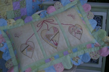 A Summer Love Affair Pillow Sham